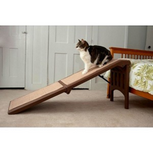 Load image into Gallery viewer, Free-Standing Pet Ramp