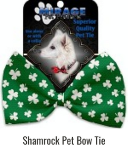 Classic Dog Bow Ties - Holiday Designs
