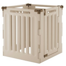 Load image into Gallery viewer, Convertible Indoor Outdoor 4 Panel Pet Playpen