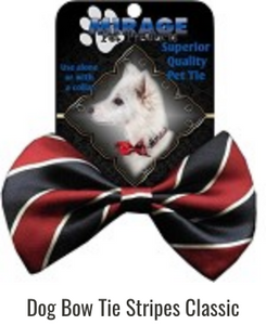 Classic Dog Bow Ties