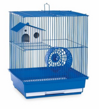 Load image into Gallery viewer, Two Story Hamster & Gerbil Cage