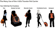 Load image into Gallery viewer, I-GO2 Escort Pet Carrier