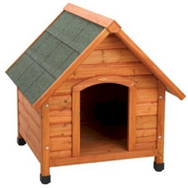 Premium Plus A-Frame Dog House
