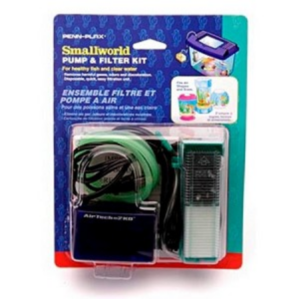 Smallworld Pump & Filter Starter Kit