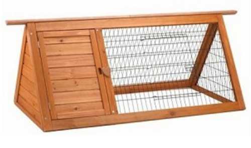 Premium Plus Backyard Small Animal Hutch