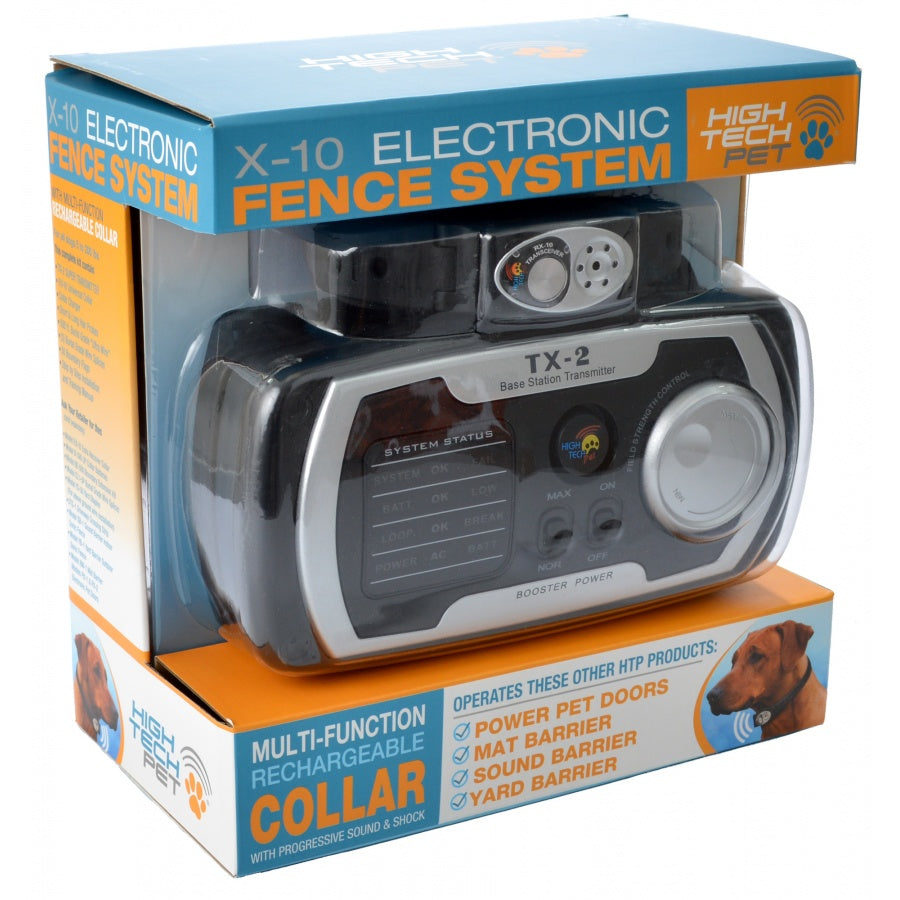 High Tech Pet X-10 Electronic Fence System