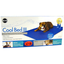 Load image into Gallery viewer, K&H Pet Products Cool Bed III with Blue Cushion