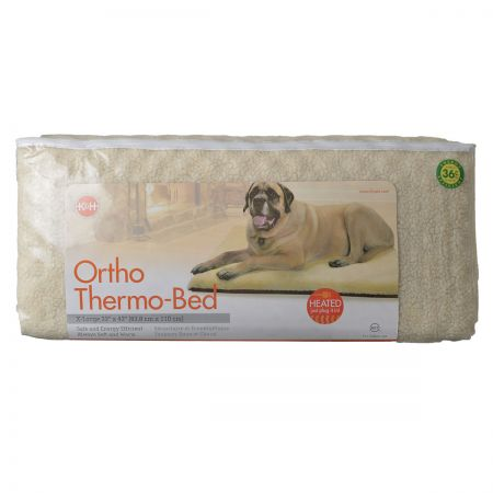 K&H Pet Products Ortho Thermo Heated Pet Bed