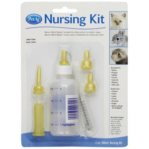 PetAg Kitten Nursing Kit