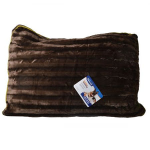 Petmate Fashion Gusset Pillow Pet Bed