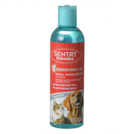 Petrodex Dental Water Additive for Dogs & Cats
