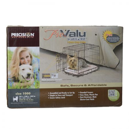 Precision Pet Pro Value by Great Crate - 1 Door Crate