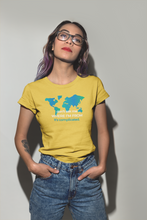 Load image into Gallery viewer, Don't Ask Me T-Shirt - NomadCulture - T-Shirt for Remote Workers and Digital Nomads