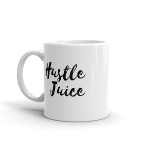Hustle Juice Mug - NomadCulture - T-Shirt for Remote Workers and Digital Nomads