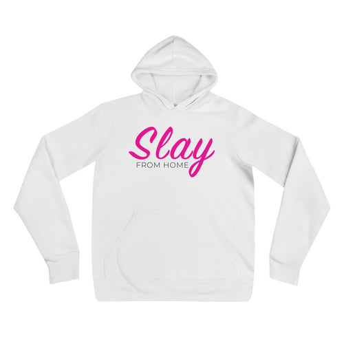 Slay From Home Hoodie - NomadCulture - T-Shirt for Remote Workers and Digital Nomads