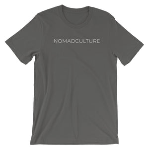 NomadCulture Ultimate Tee - NomadCulture - T-Shirt for Remote Workers and Digital Nomads