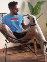Load image into Gallery viewer, Allergic to Cubicles T-shirt - NomadCulture - T-Shirt for Remote Workers and Digital Nomads