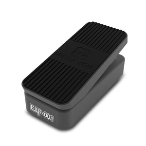 MeloAudio EXP-001 Foot Wah&Volume Expression Guitar Pedal for Guitar & Bass Players