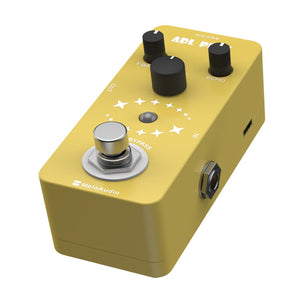 MeloAudio Tone Shifter Classic Delay Guitar Effect Pedal with True Bypass Full Metal Shell
