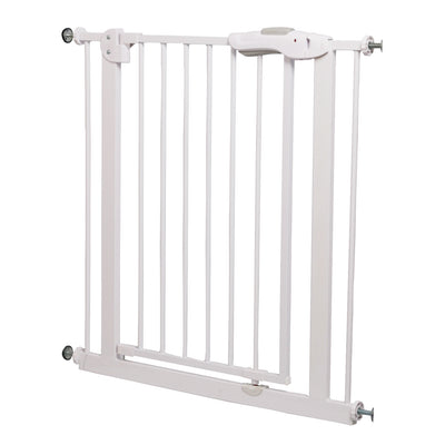 76cm Tall Baby and Pet Security Gate - Fits Opening 67-75cm76cm Tall Baby and Pet Security Gate