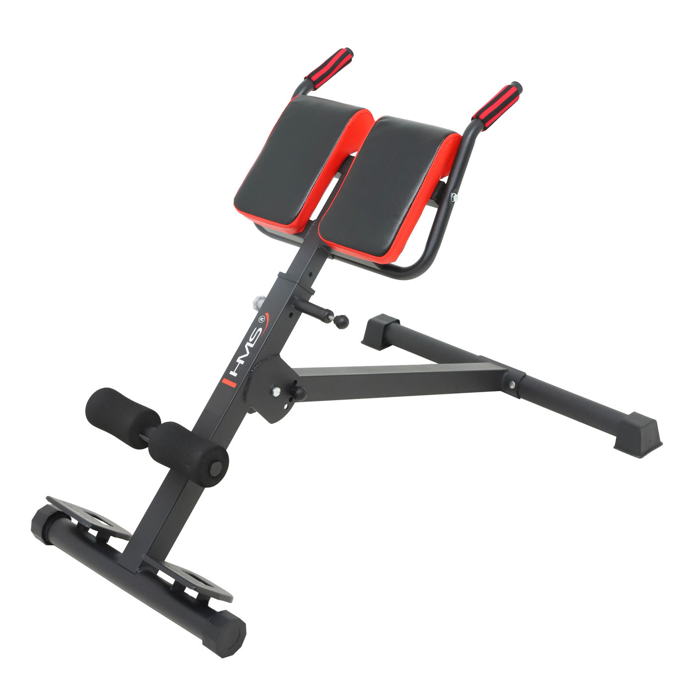 Adjustable Roman Chair Back Hyper Bench for Ab Sit up Bench, Decline Bench