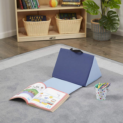 Kids Soft Block Sofa Carrying Reading Seat Cushion