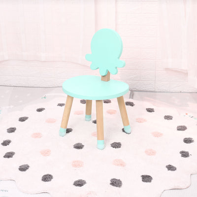 Premium Quality Kids Table and Chair Set with Toy Storage - Mint Green