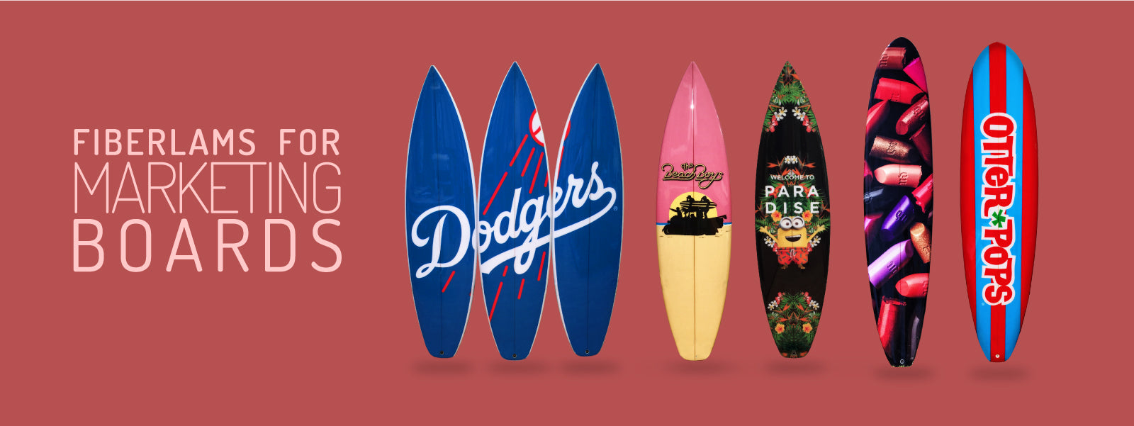 BoardLams + Your Brand - Custom Surfboards