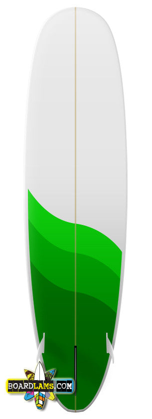 "Size 2 - Boards up to 8'0"" (48"" x 23"" Print)"