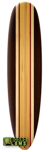 Cherry, Mahogany & Maple