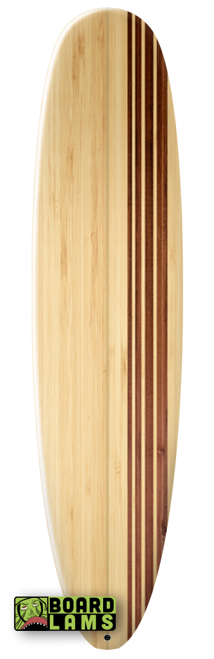 Maple Dominant & Offset Oak Stripes