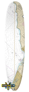 Ventura County Nautical Map