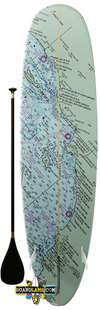 Southern California Nautical Map