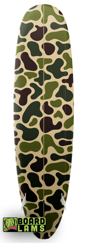 Abstract Woodland Camo