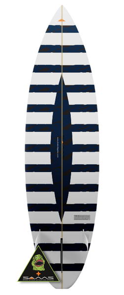 Shark Mitigation Surfboard Print