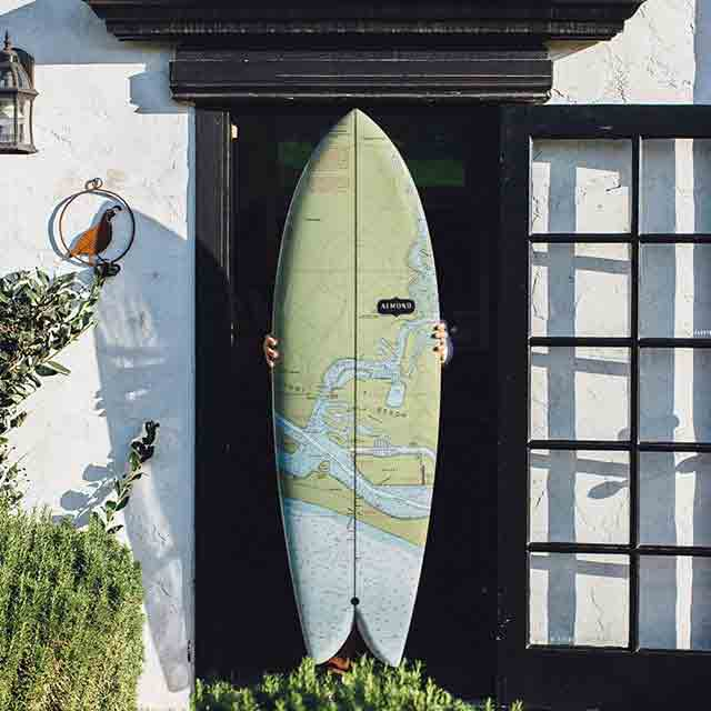 Boardlams Instagram Photo Gallery related to the surf industry