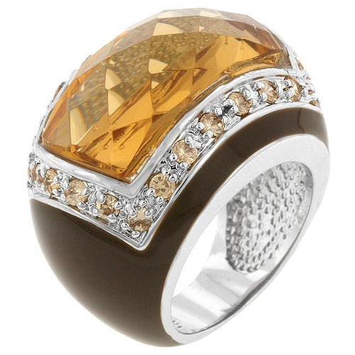 Persian Champagne Ring