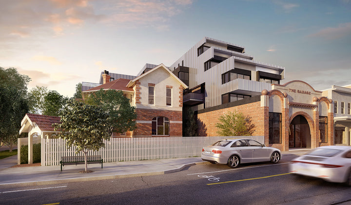 GRACE APARTMENTS (VIC)