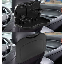 Load image into Gallery viewer, 🎁😊😍 Gift : Car Seat Foldable Food and Drinks Tray (car tray), (car food tray), (car drink tray) ,(car hop tray)