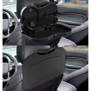 🎁😊😍 Gift : Car Seat Foldable Food and Drinks Tray (car tray), (car food tray), (car drink tray) ,(car hop tray)