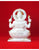 "Marble Ganesh Murti Sitting on Lotus 10"" (1682225168441)"