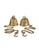 Small Brass Pooja Bells for Mandir Decoration