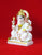 "Marble Ganesh Statue Sitting 7"" (1673182576697)"