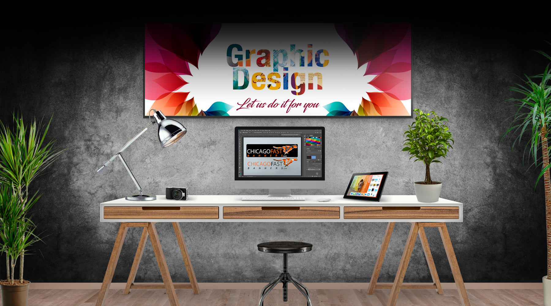 Graphic Design - Let us do it for you!