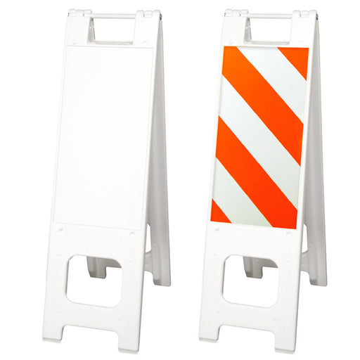Narrowcade® Sign Stand - 45inHx13inW - chicagofastbanners