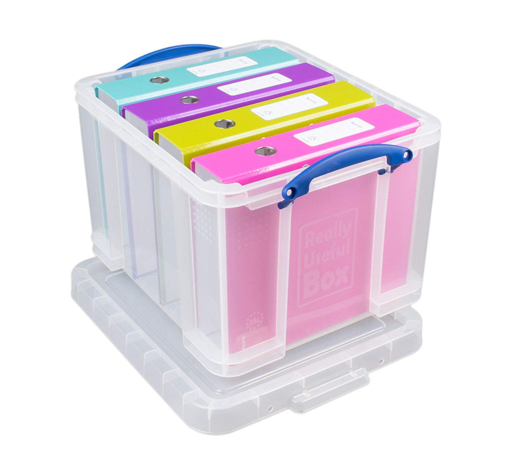 Clear Storage Box