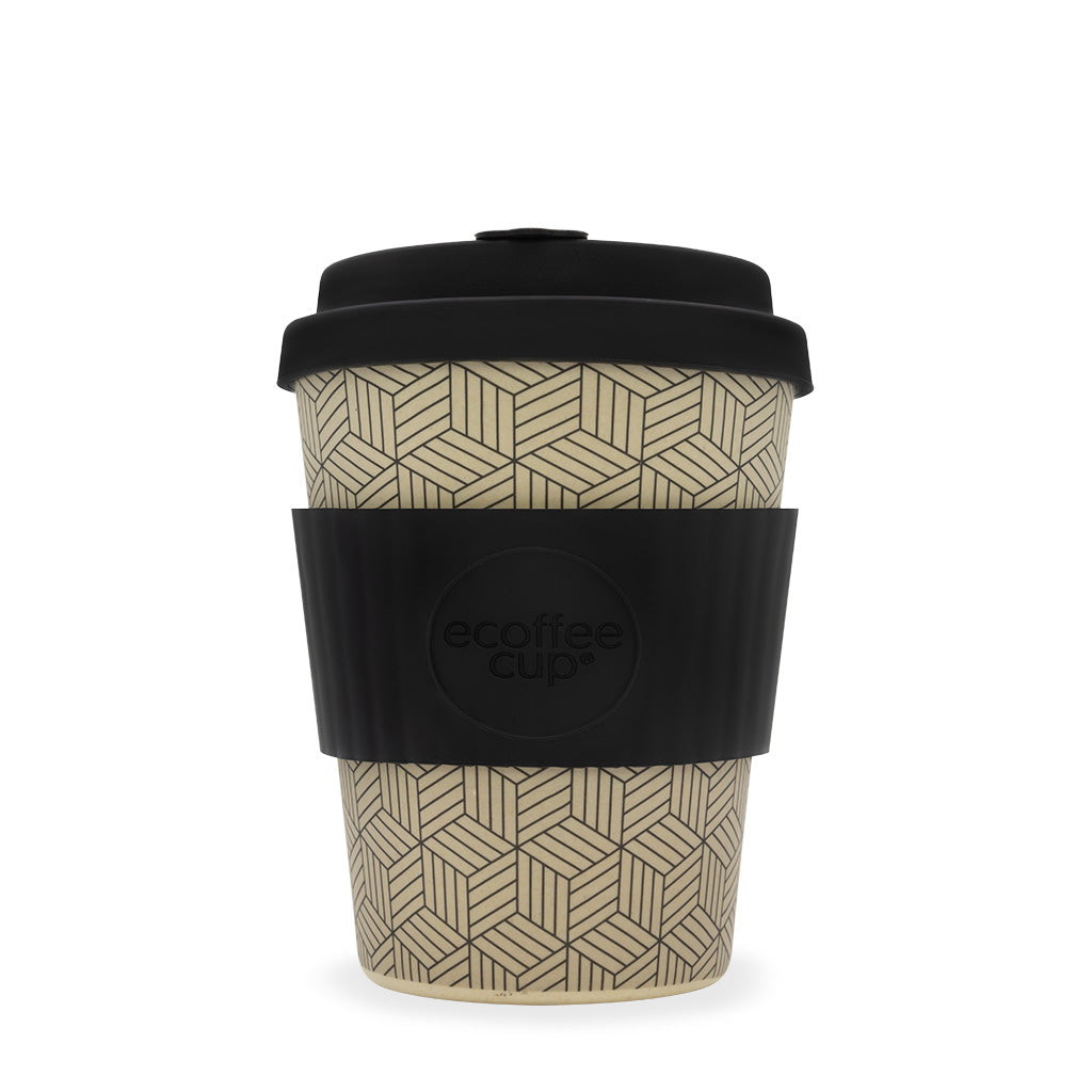 ECoffee Cup Bonfrer - 12oz reusable bamboo coffee cup