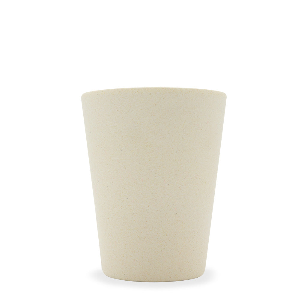 ECoffee Cup Black Nature - 12oz reusable bamboo coffee cup
