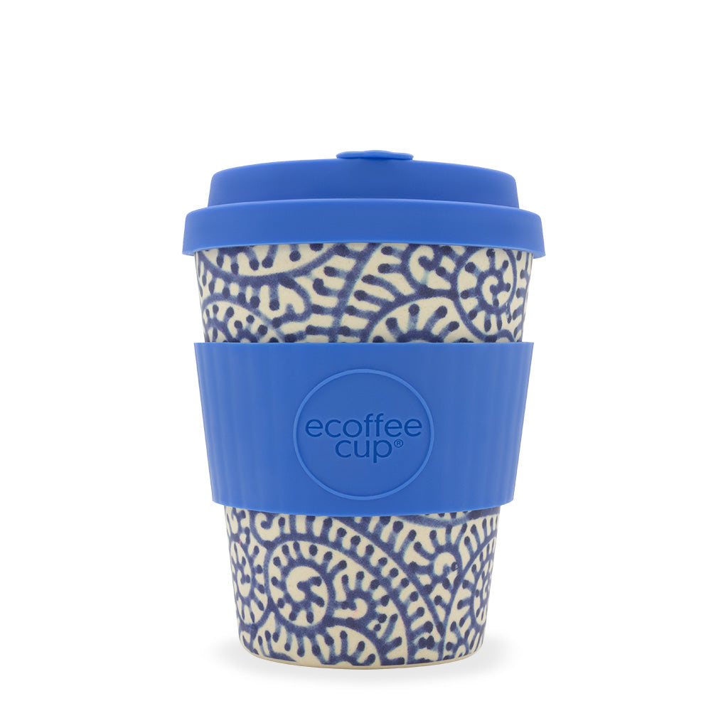 ECoffee Cup Setsuko - 12oz reusable bamboo coffee cup