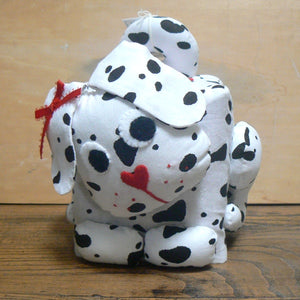 Dog Tissue Box Cover – Dalmatian